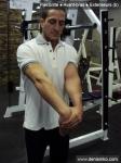 Flexibilité - avant-bras - extenseurs b