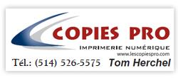 Copies Pro (http://www.lescopiespro.com/)